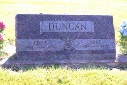 Edna Sultana <i>Cole</i> Duncan