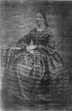 Betsey Caroline <i>Davis</i> Amadon