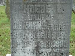 Phoebe l. Bearden