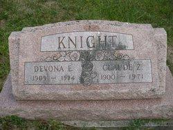 Devona <i>Wetmore</i> Knight-Hyde