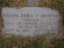 Simon Ezra Thomas Tom Downer