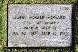 John Homer Howard