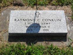 Raymond Coridon Conklin