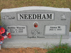 Bobby Wayne Needham