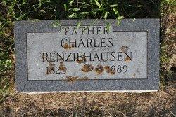 Heinrich Friedrich Carl (Charles) Renziehausen