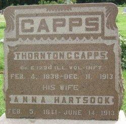 Lieut Thornton Gilmar Capps