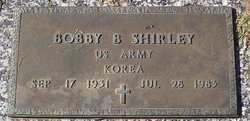 Bobby B Shirley
