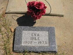 Efania Frances Eva <i>Haag</i> Ihle