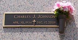 Charles Joseph Charlie Johnson