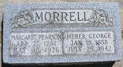 Heber George Morrell