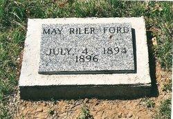 Mary Riler Rilla Ford