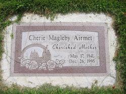 Cherie LuAnn <i>Magleby</i> Airmet