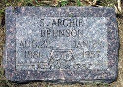 Shepard Archie Brunson