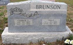 Charlie Leander Brunson
