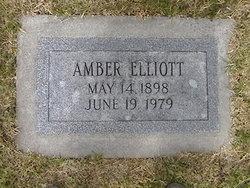 Amber Zane <i>Ridge</i> Elliott