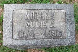 Eleanor Allie J. <i>Perdue</i> Hearn