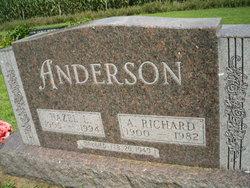 Hazel Leona <i>Arterburn</i> Anderson