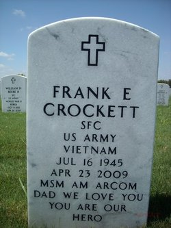 Frank E Crockett