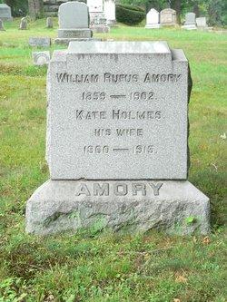 Catherine H Kate <i>Holmes</i> Amory