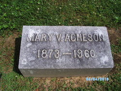 Mary Virginia <i>Berry</i> Acheson