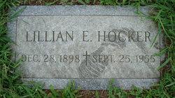 Lillian E Hocker