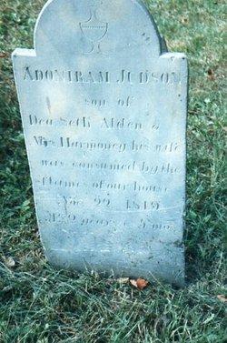 Adoniram Judson Alden