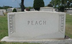 Bessie <i>Roberts</i> Peach