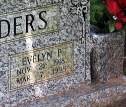 Evelyn Emily <i>Parson</i> Landers