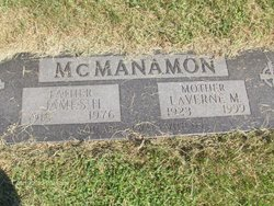 James H McManamon