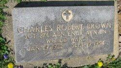 Charles Robert Brown