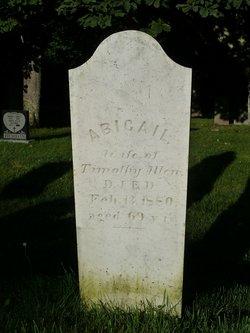 Abigail <i>Kinney</i> Allen