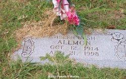 Helen <i>Nash</i> Allmon