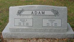 Etelka <i>Hofheinz</i> Adam