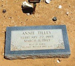 Annie <i>Hagar</i> Tilley