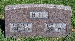Almira Abigail <i>Abbott</i> Hill