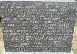 Nathaniel Hubbard Cleveland