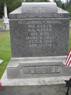 Samuel Plummer Morrill