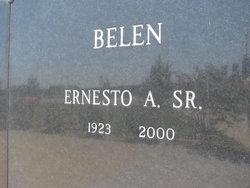 Ernesto A. Belen, Sr