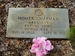 Homer <i>Chapmond -</i> Chapman
