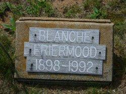 Blanche <i>Pease</i> Friermood