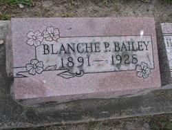 Blanche Pearl <i>Bogan</i> Bailey