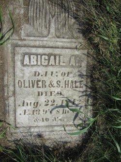 Abigail Adelia Hale