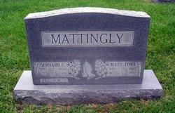 Mary Edna <i>Nevitt</i> Mattingly