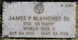 James Parker Blanchet, Sr