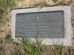 Benjamin J. Bozard