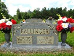 Eady Caroline Ballinger