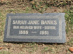 Sarah Jane Banks