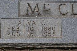 Alva Courtright McClure