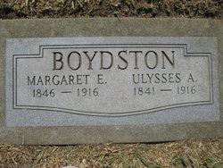 Ulysses Ambler Boydston