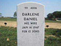 Darlene D. Dee <i>Daniel</i> Devlin